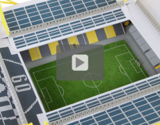Football Stadium DIY Assembly Kit #4