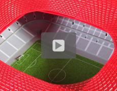Football Stadium DIY Assembly Kit #5